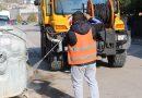 Правят дезинфекция на всички съдове за смет в Хасково