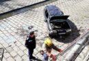 Кола падна в хасковската река, почиващ полицай извади ранените баща и син
