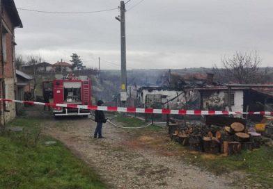 Съпрузи загинаха при пожар в Динево