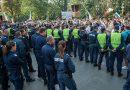 И полицаи, и пожарникари в Хасково излизат на протест