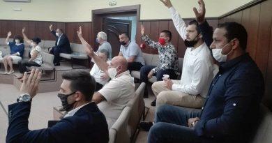 Отлагат общинската сесия в Хасково