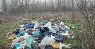 Незаконно сметище край Свиленград