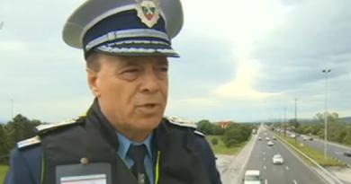 Парична гаранция за полицая Тенчо Тенев