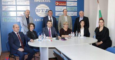 Водачът на листата на ВМРО за Хасковска област: Ще изготвим специална програма за развитие на региона