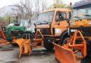 Купуват гребло за чистене на сняг в Хасково